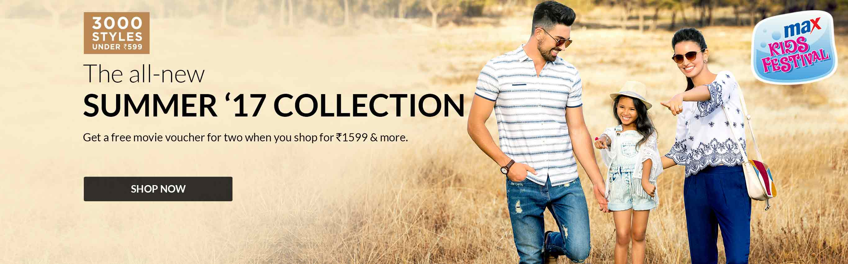 Shop for Rs.1499 & above and get Rs. 200 Off. Offer valid for 1st time buyers.